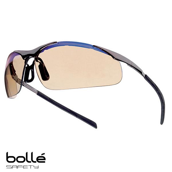 Защитные очки открытого типа CONTOUR METAL